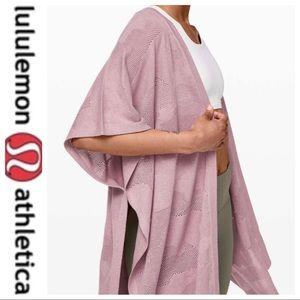 💕SALE NWT Lululemon Find Your Light Wrap Cardigan